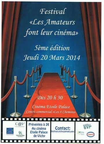 festival,courts métrages, Vichy,
